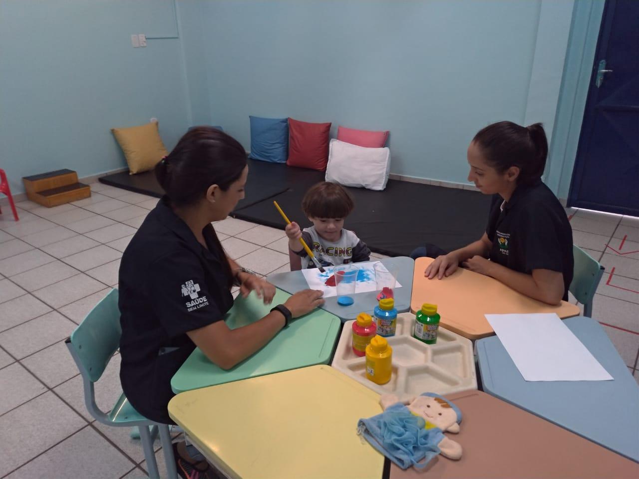 """Projeto """"Intervenção Precoce"""" – PRONAS/PCD"""