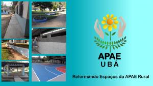 Reformando Espaços da APAE Rural